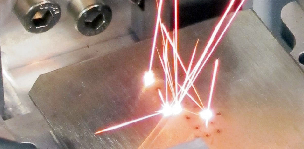 Laser Marking Large Areas | Minimize Cycle Time | AMADA WELD TECH