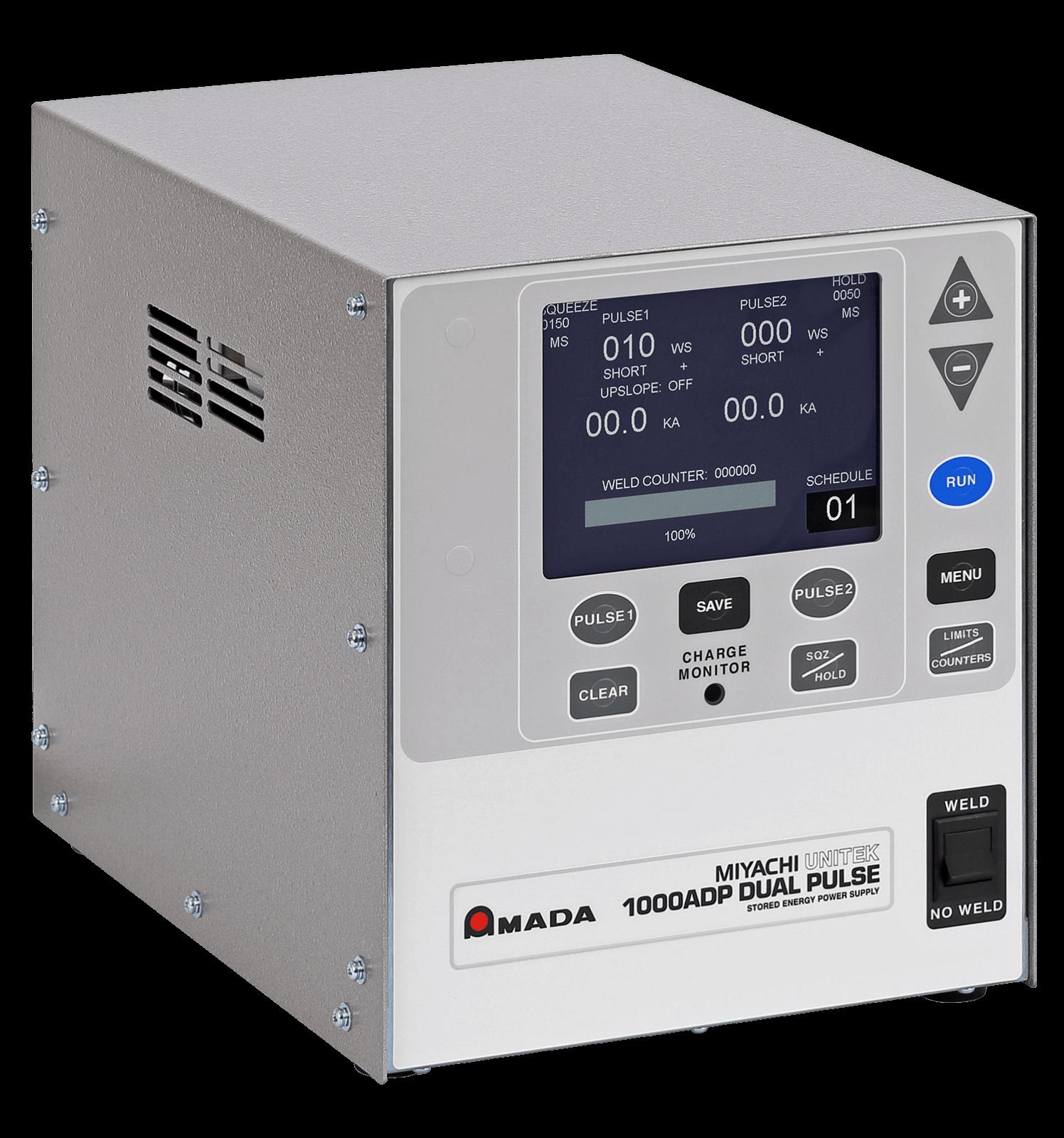 1000ADP Dual Pulse Capacitive Discharge Welder