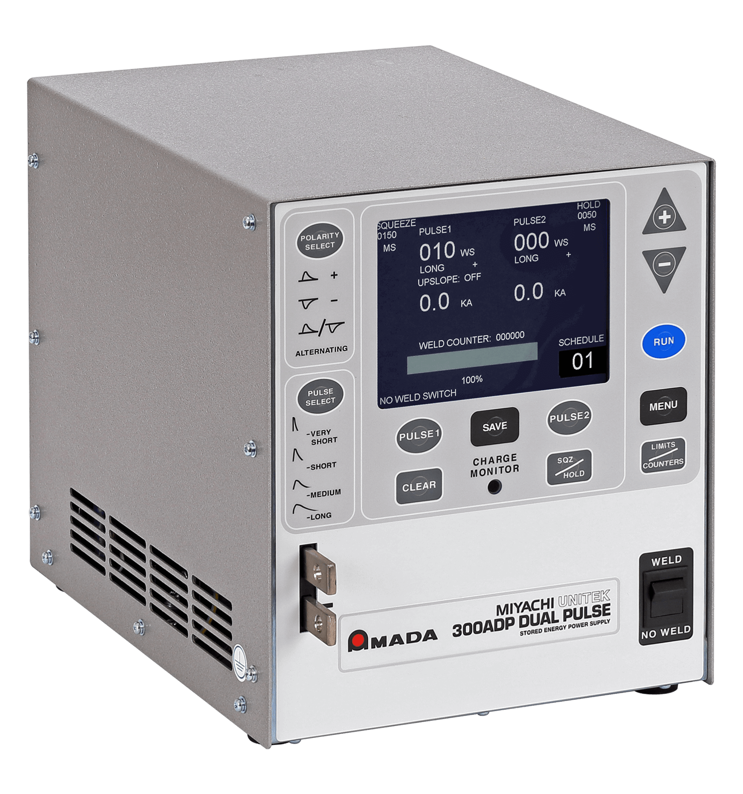 300ADP Advanced Dual Pulse Capacitive Discharge Welder