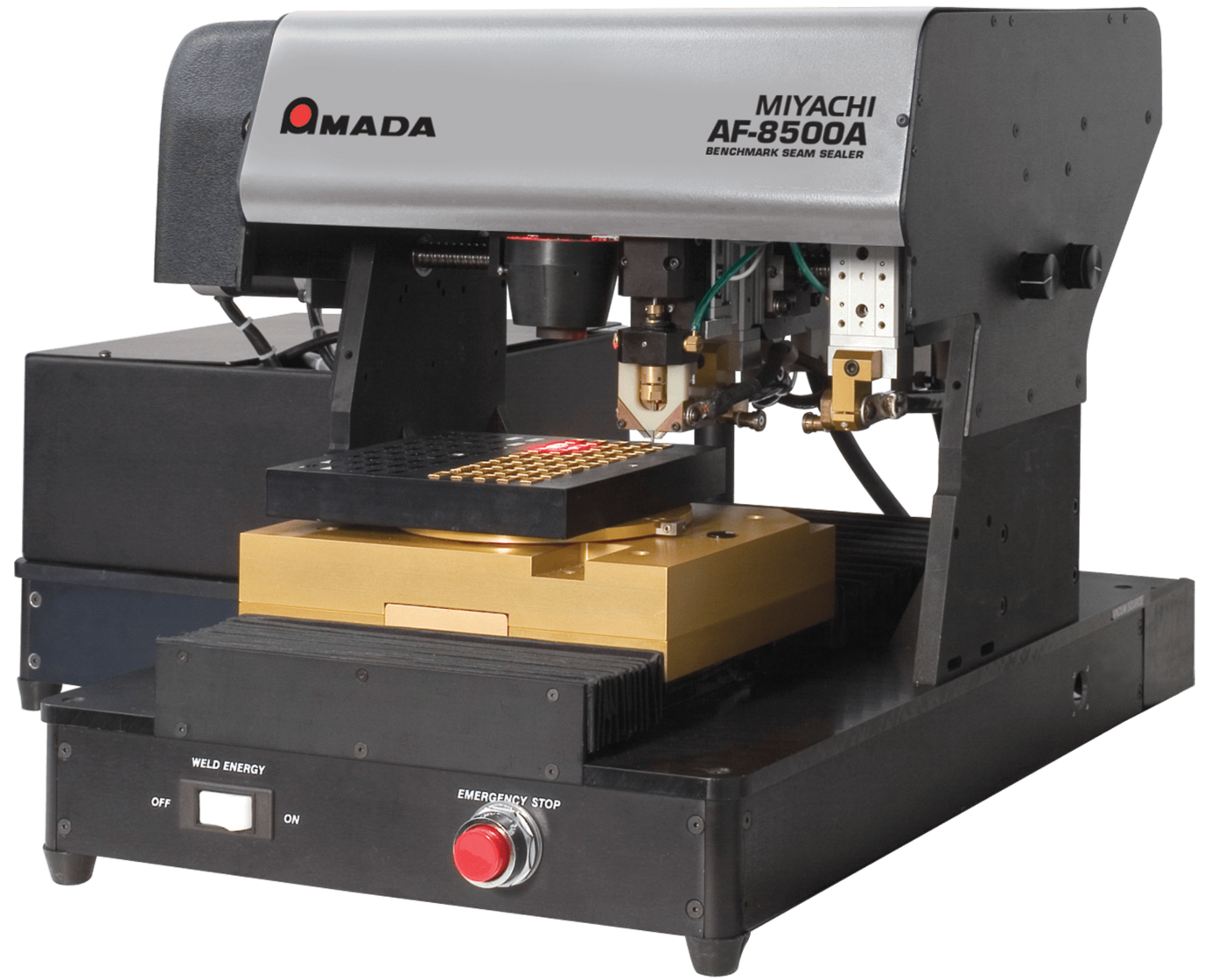 AF-8500A Lid Placement, Tack and Seam Sealing System