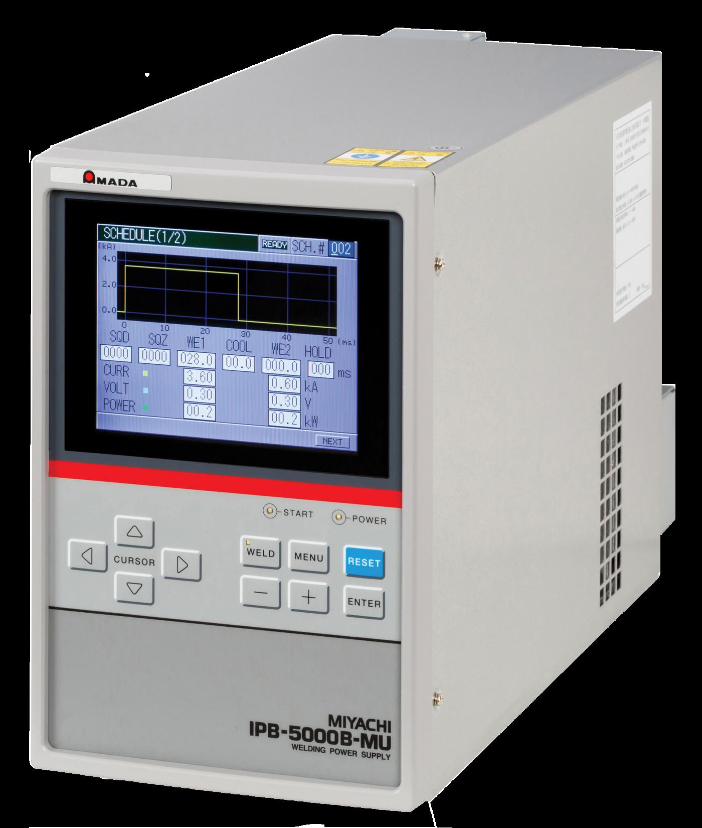 IPB-5000B-MU High Frequency Inverter Spot Welder