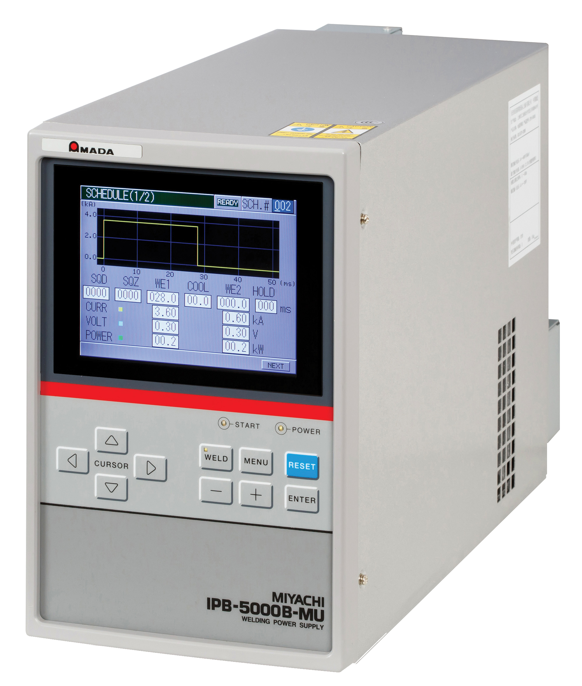 IPB-5000B-MU High Frequency Inverter Spot Welder