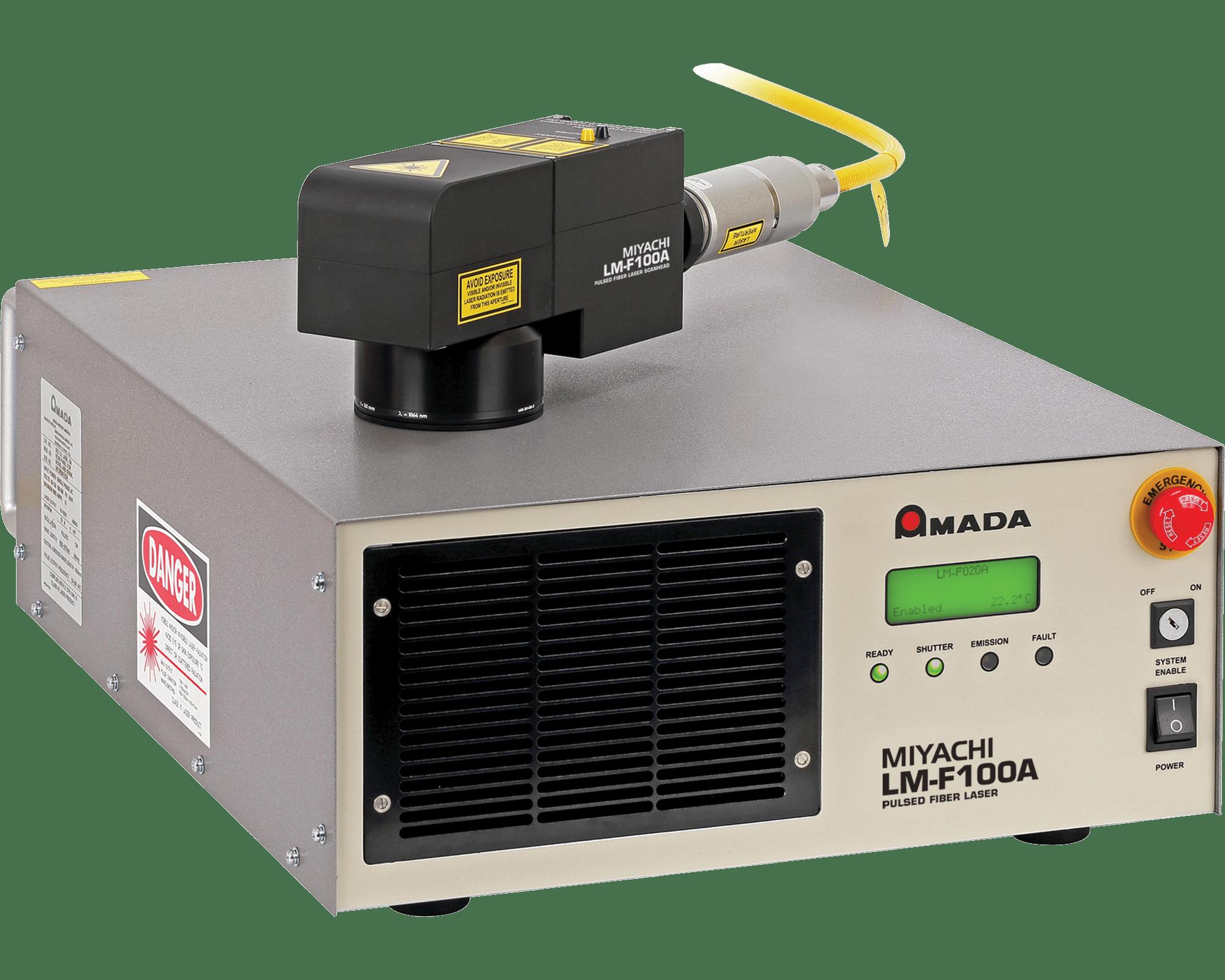 LM-F010A 10 W Fiber Laser Marker