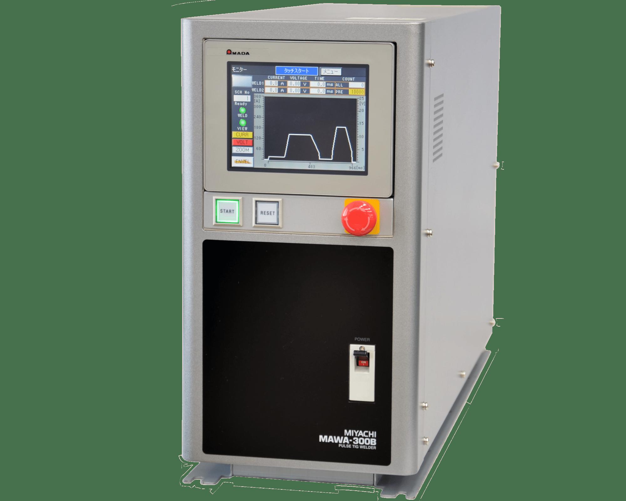 MAWA-300B Pulsed Micro TIG Welder