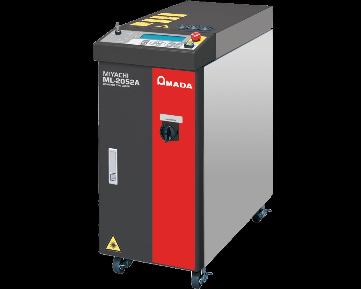 ML-2052A Nd:YAG Laser Welder - 1 kW