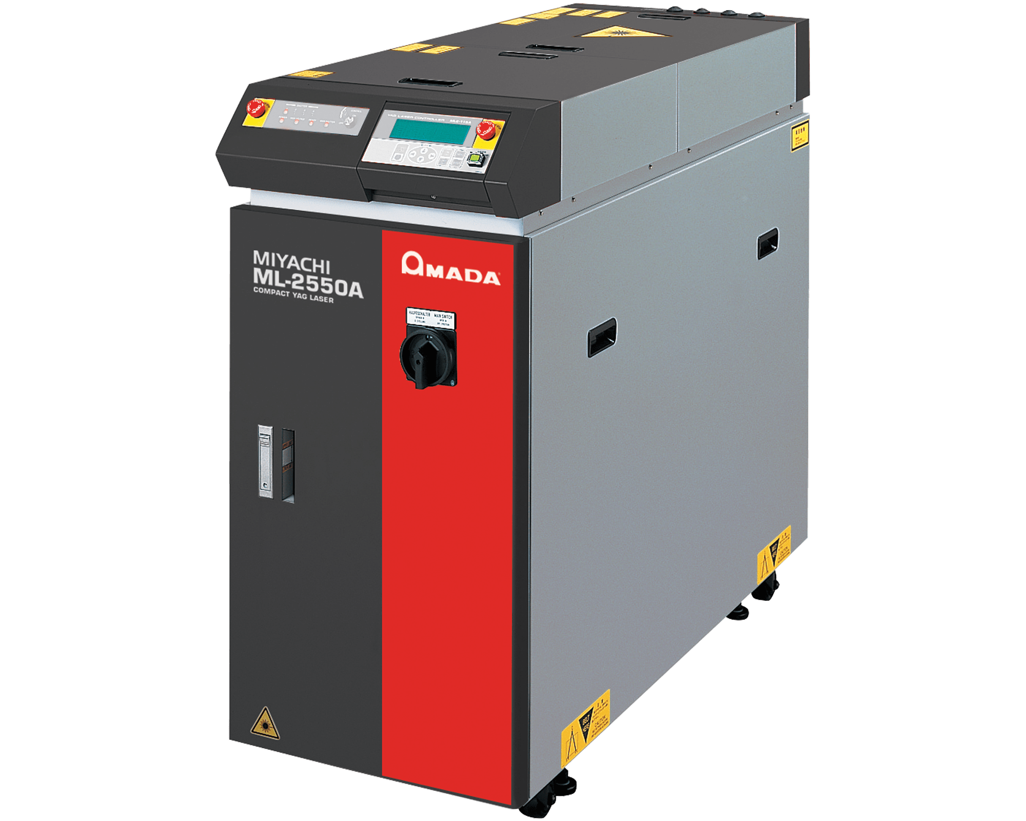 ML-2550A Nd:YAG <br>Laser Welder - 400 W</br>