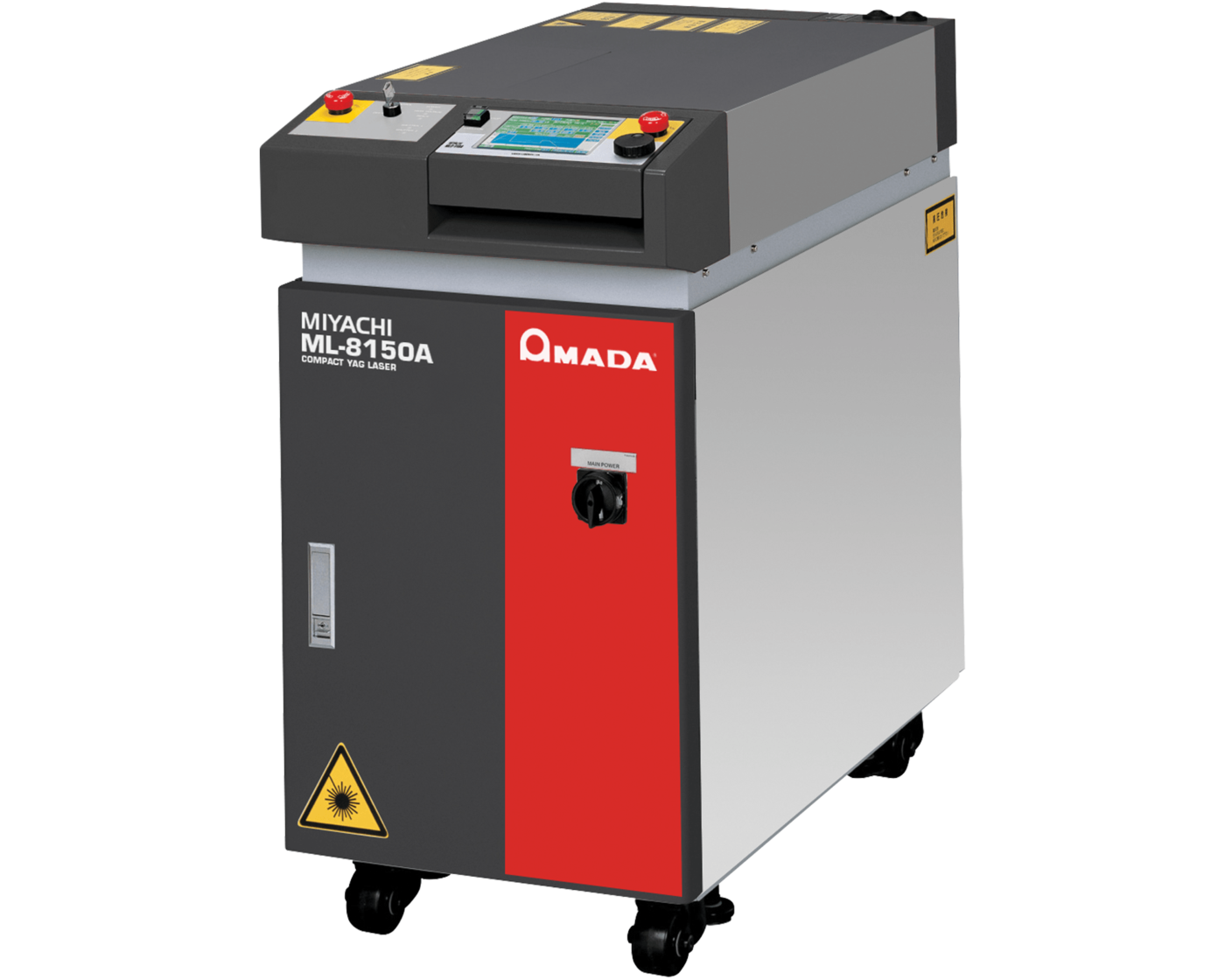 ML-2052A Nd:YAG<br>Laser Welder - 0.25 W</br>