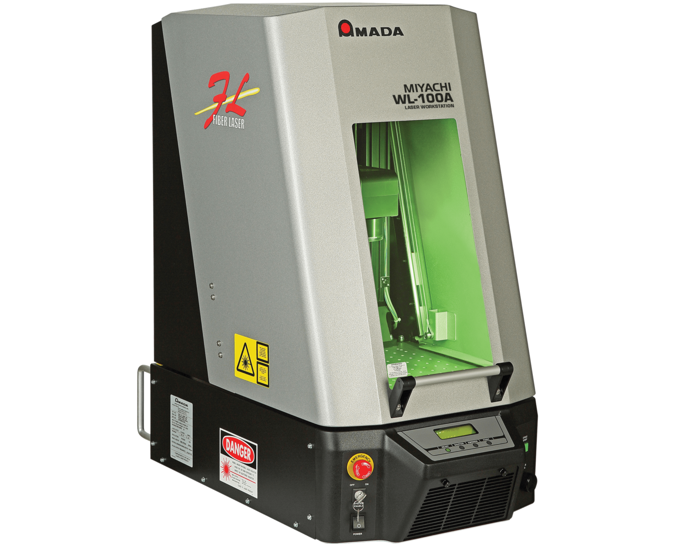 WL-100A Laser Welding Workstation