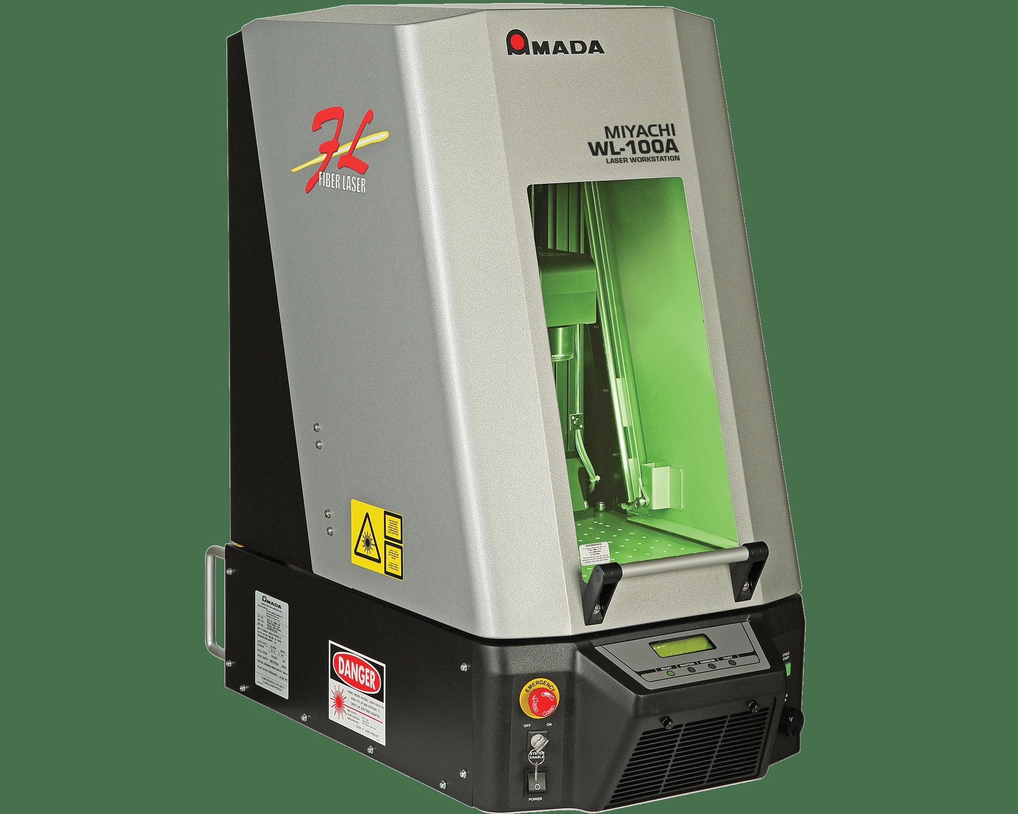 WL-100A Laser Welding Workstation