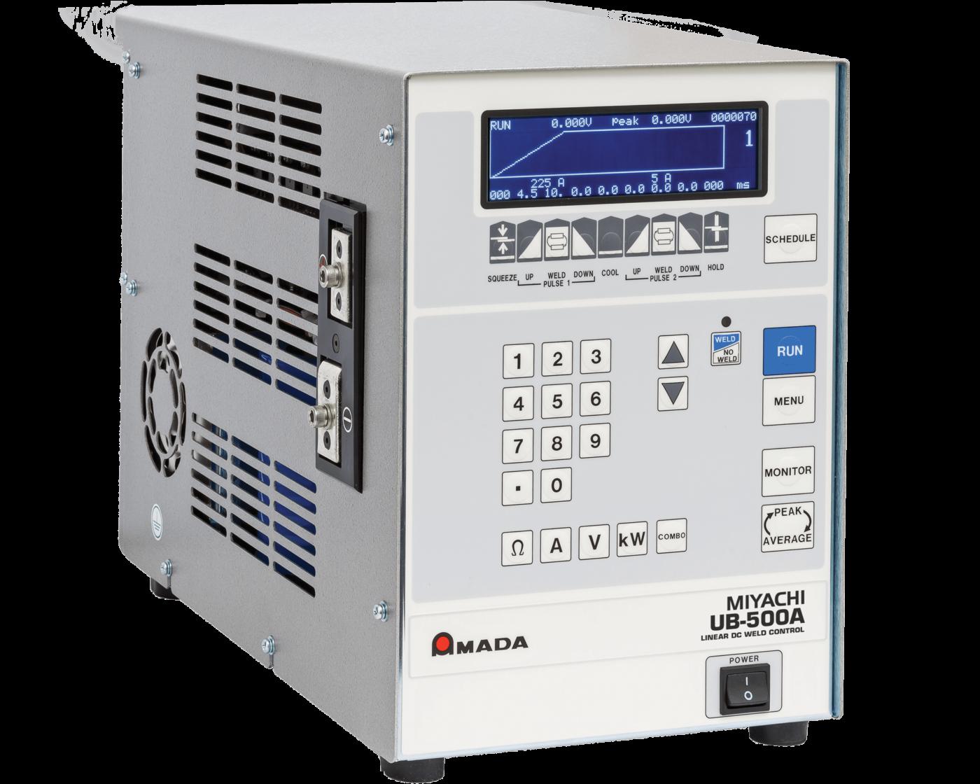 UB-500A Low Power Linear DC Micro Spot Welder