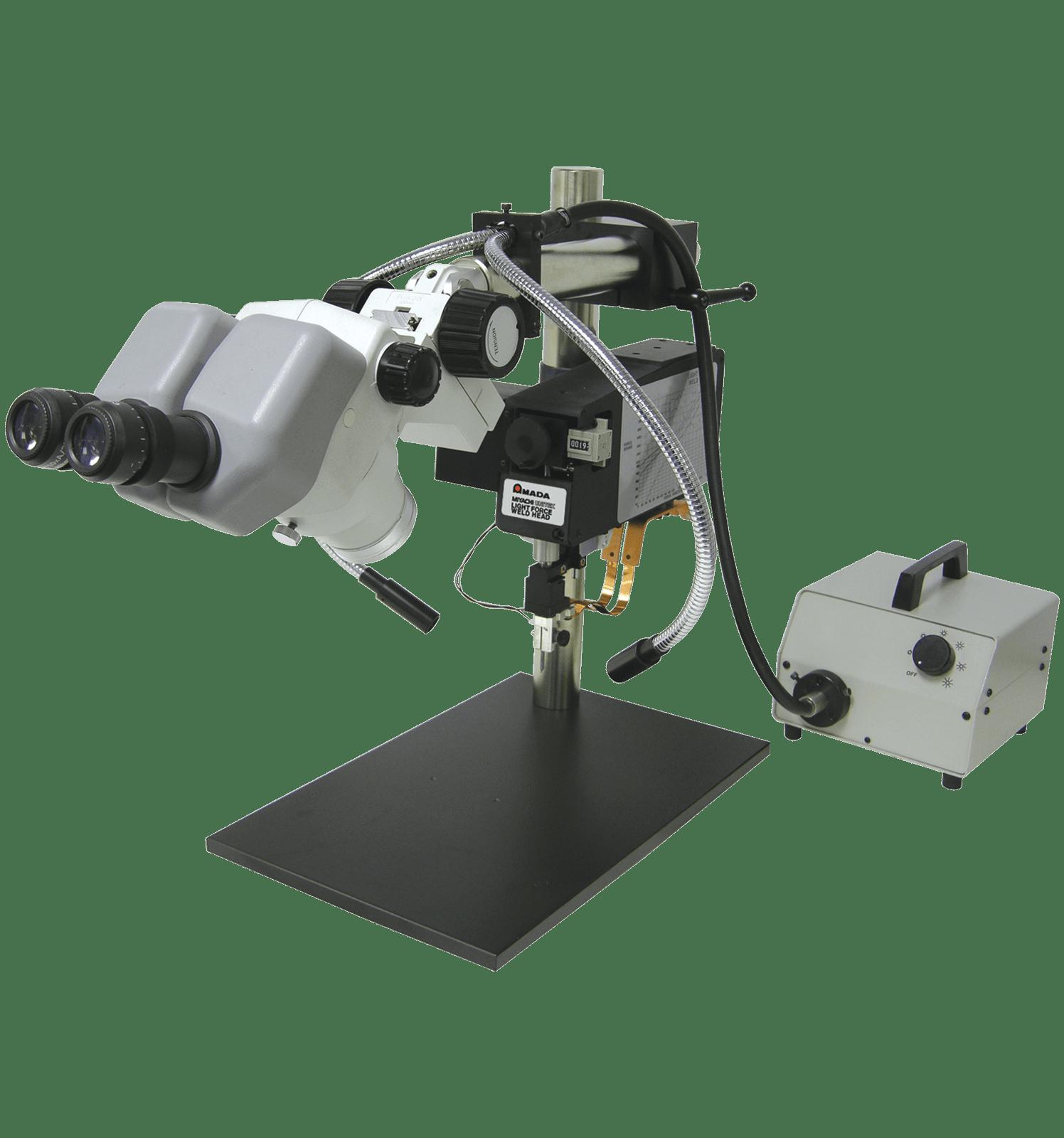 LT-050B-A/24 Light Force Pneumatic Weld Head - Parallel Gap Electrodes