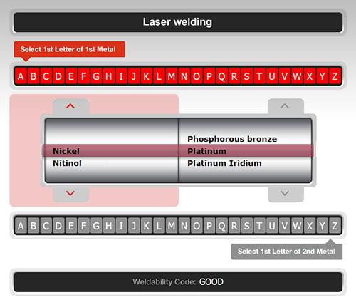 Laser Welding Tool