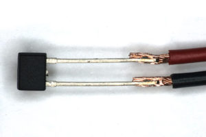 Wire harness - automotive, spot welding, copper, wire harness, wire assemblies, dc29, 80a/ez