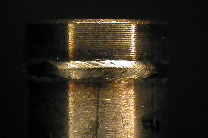 Sensor - electronic component, copper, cu, lead frame, heat slug, sensor, laser welding, lf500