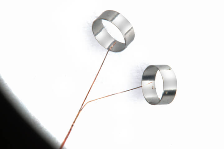 Magnet wire medical electrodes - medical, resistance welding, magnet wire, medical electrodes, ub29, 50f