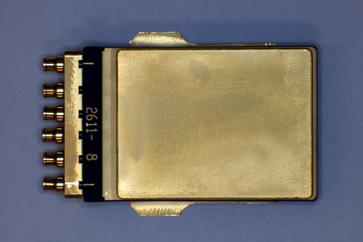 electronic package - aerospace, kovar, gold plated kovar, lid tacking, unibond, ub29a, model 72