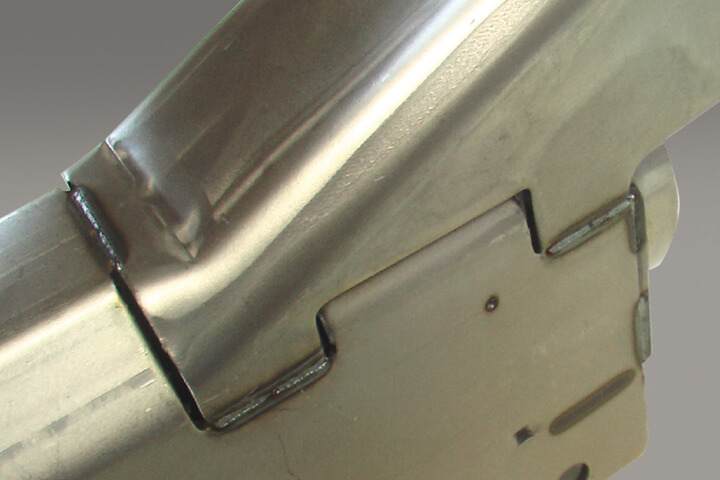 Automotive subassembly - automotive, aluminum, al, laser welding aluminum, seam welding, lw150