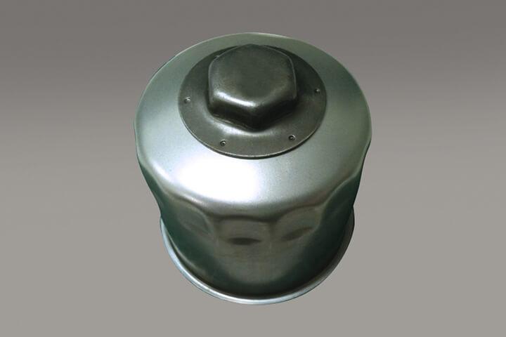 Fuel pump housing - automotive, spot welding, sta-200