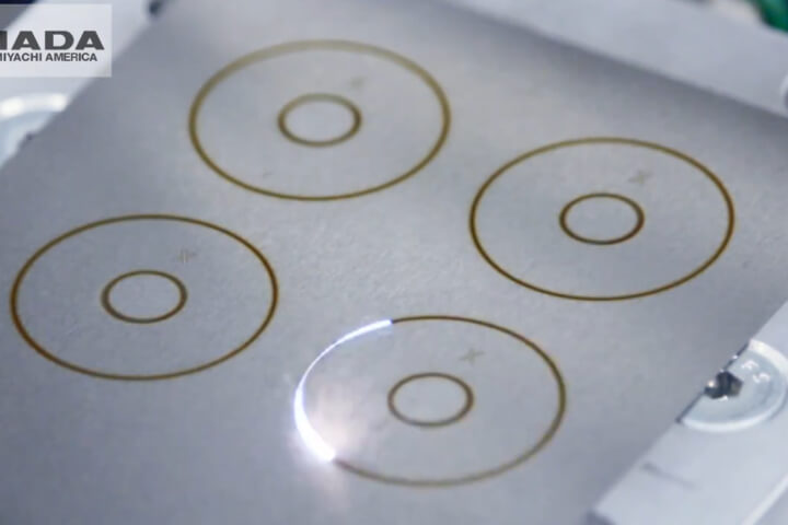 Laser Cutting Steel Shims - laser cutting, steel, shim, automotive, lmf20