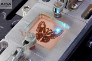 Laser Cutting Thin Copper - laser cutting, cutting copper, copper
