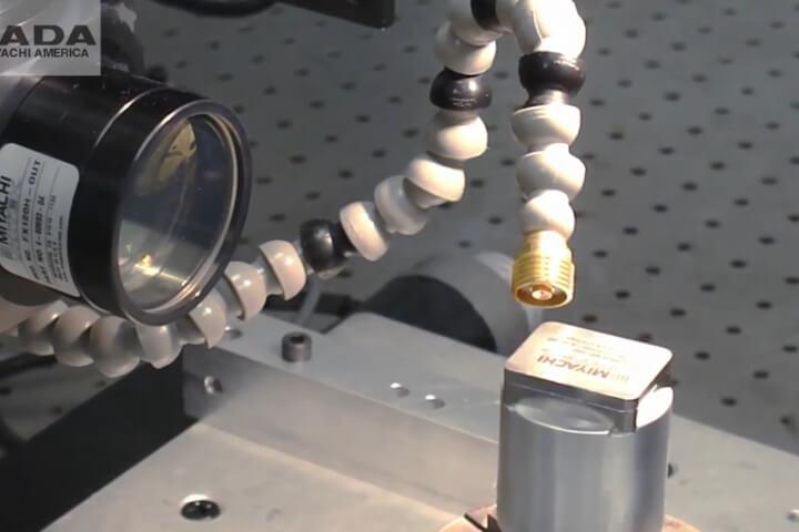 Laser Hermetic Welding of Medical Devices - glovebox, laser welding, medical devices, seam welding, position based firing
