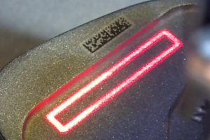 Medical Implant Fiber Laser Marking - Engraving and Etching 54763 - Stryker