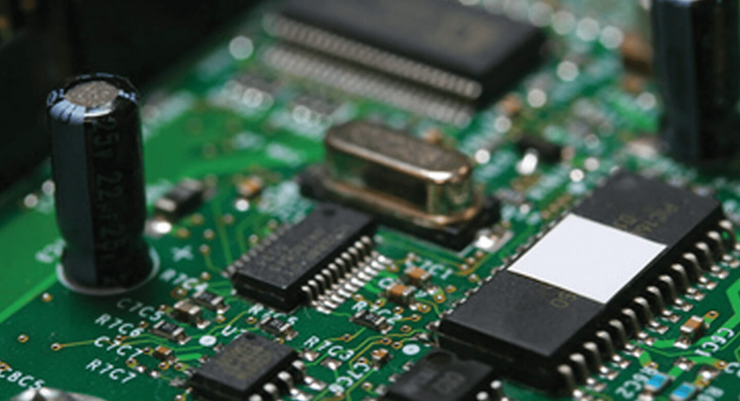 electronic components industry, pcb boards