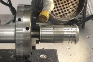 Pressure Sensor - YAG Laser Welding - Seam Stainless Steel 316 & 321 - Laser Welding, LW500AEFX-F, Electronic Components, Seam sealing Welding, Seam Stainless Steel, 316 Stainless Steel, 321 Sensors sensor pressure, Hermetic