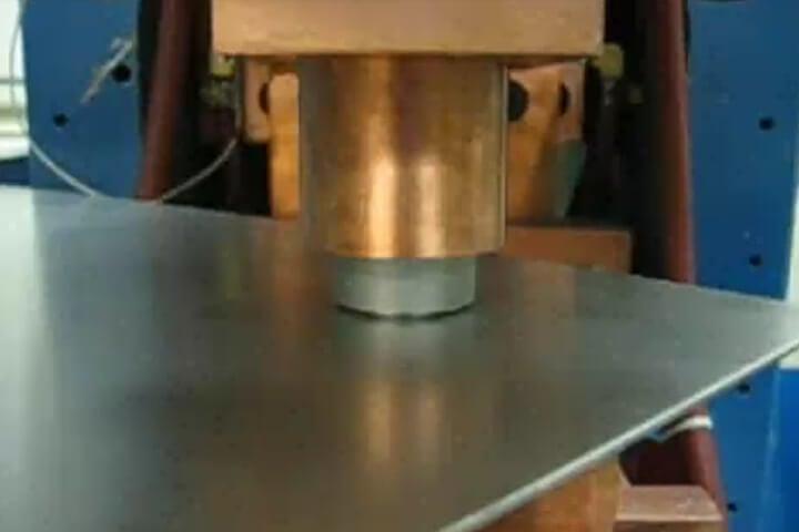 Projection Welding - stainless steel, projection welding, spud welding