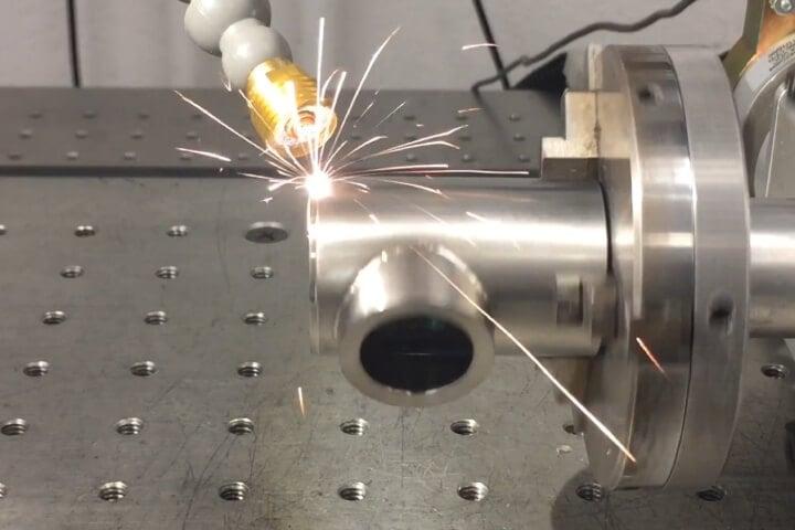 Sensors - Fiber Laser Welding - Stainless Steel 304 - Laser Welding, LF500A, IFX125, Consumer Electronics Welding, Seam Welding, Spot, Stainless Steel 304 Sensors