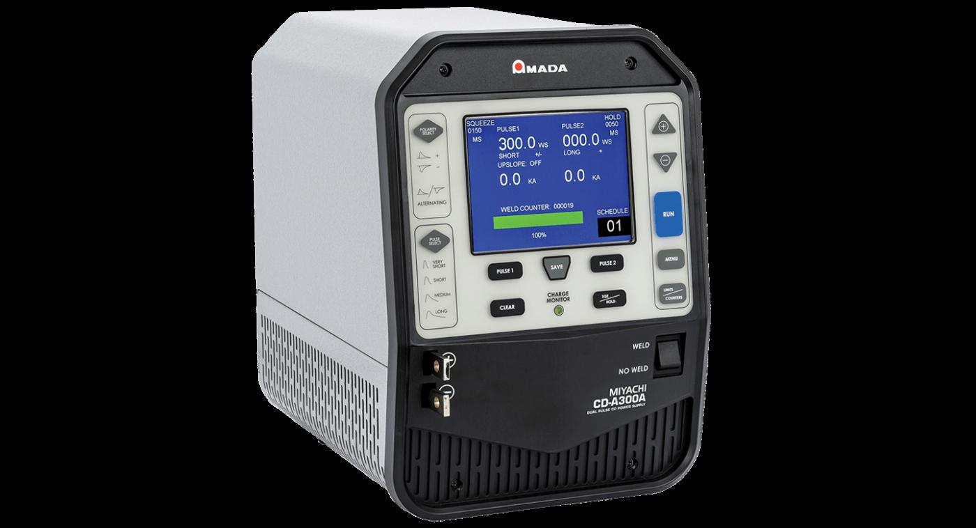 CD-A125A Advanced Capacitive Discharge Welder