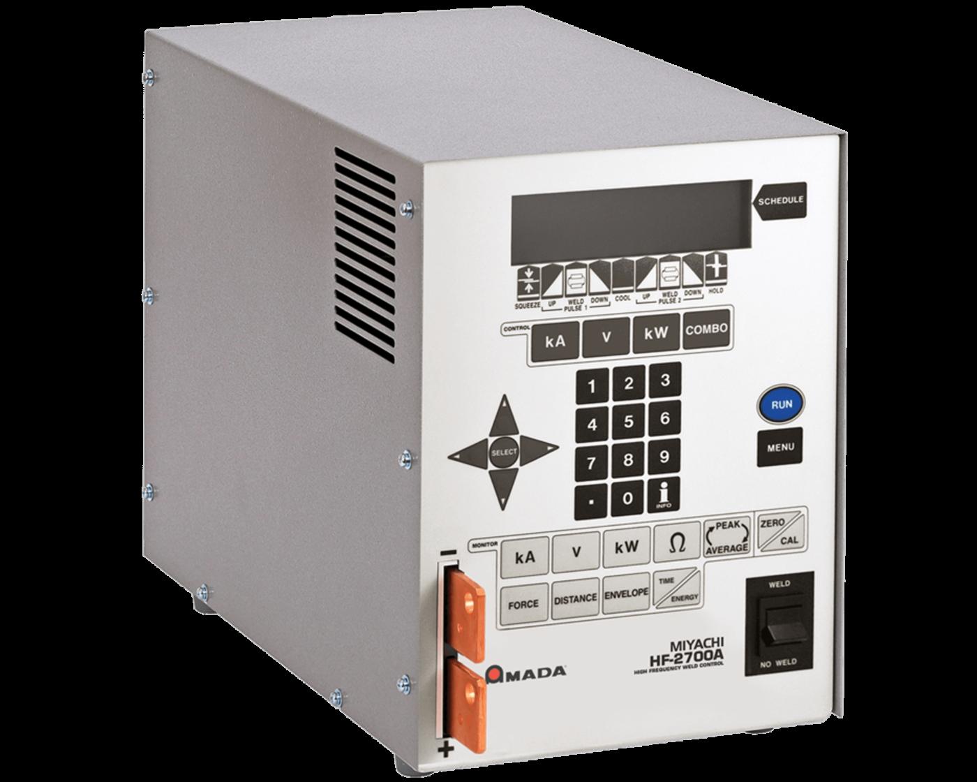 HF-2700A High Frequency Inverter Spot Welder