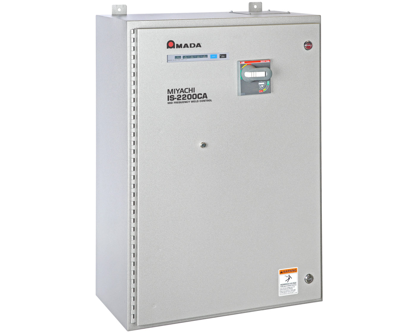 IS-4500CA Mid Frequency Inverter Weld Control