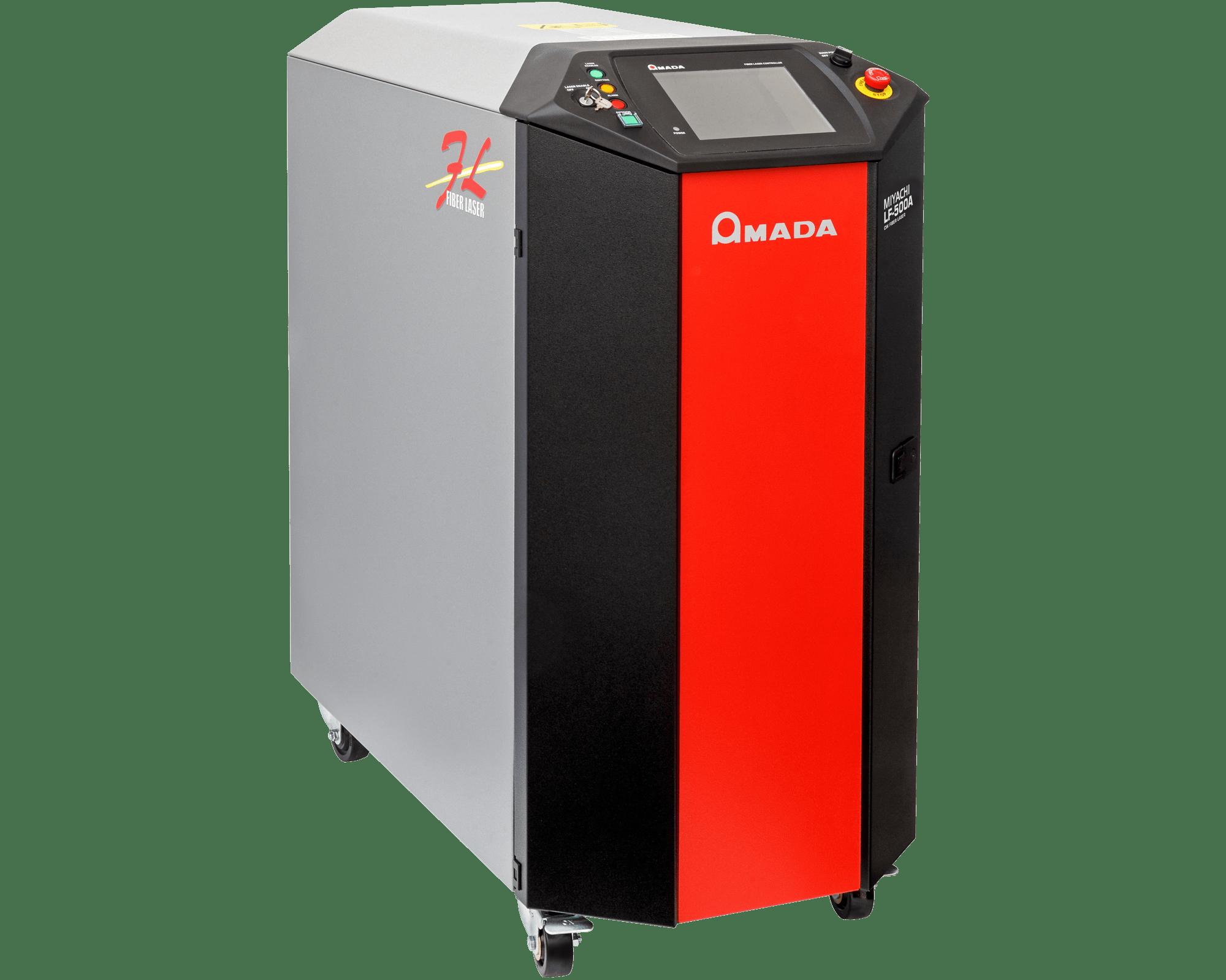 LF-500A Fiber Laser Welder - 500 W