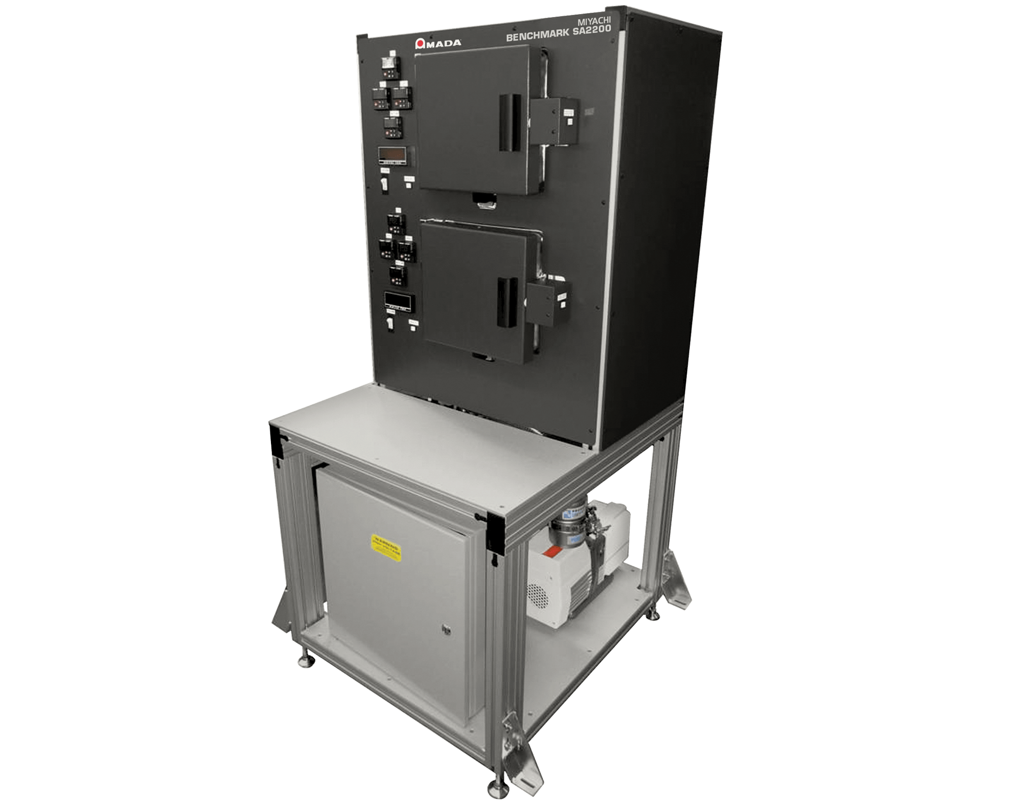 SA2200 Vacuum Bakeout Oven
