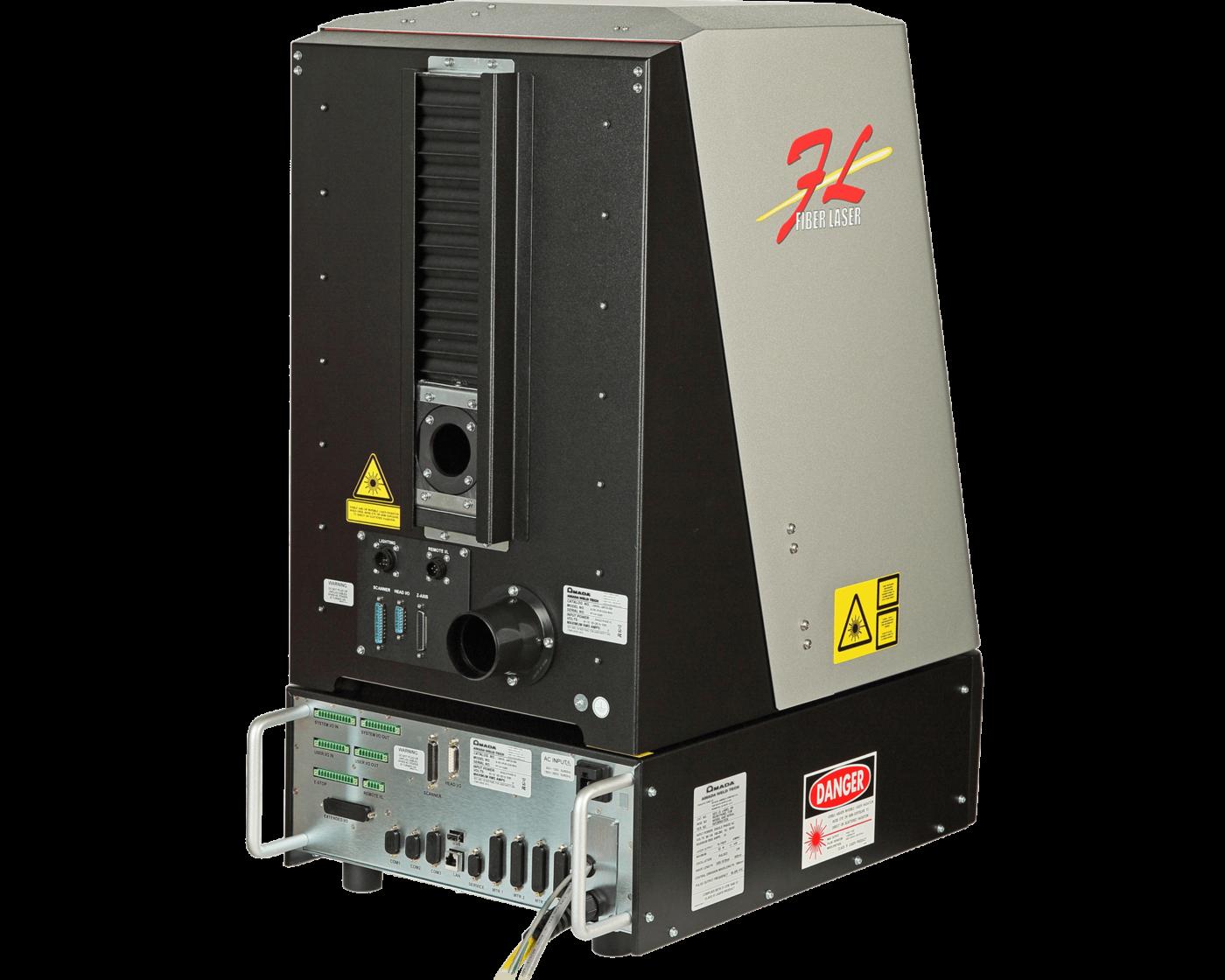 WL-100A Laser Marking Workstation