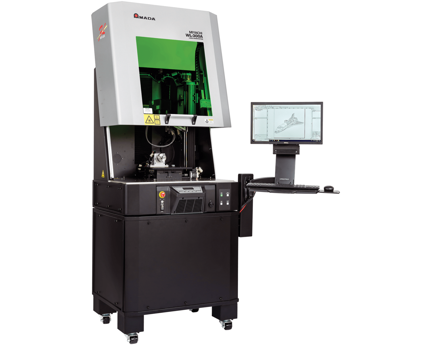 WL-P300A Laser Processing Workstation