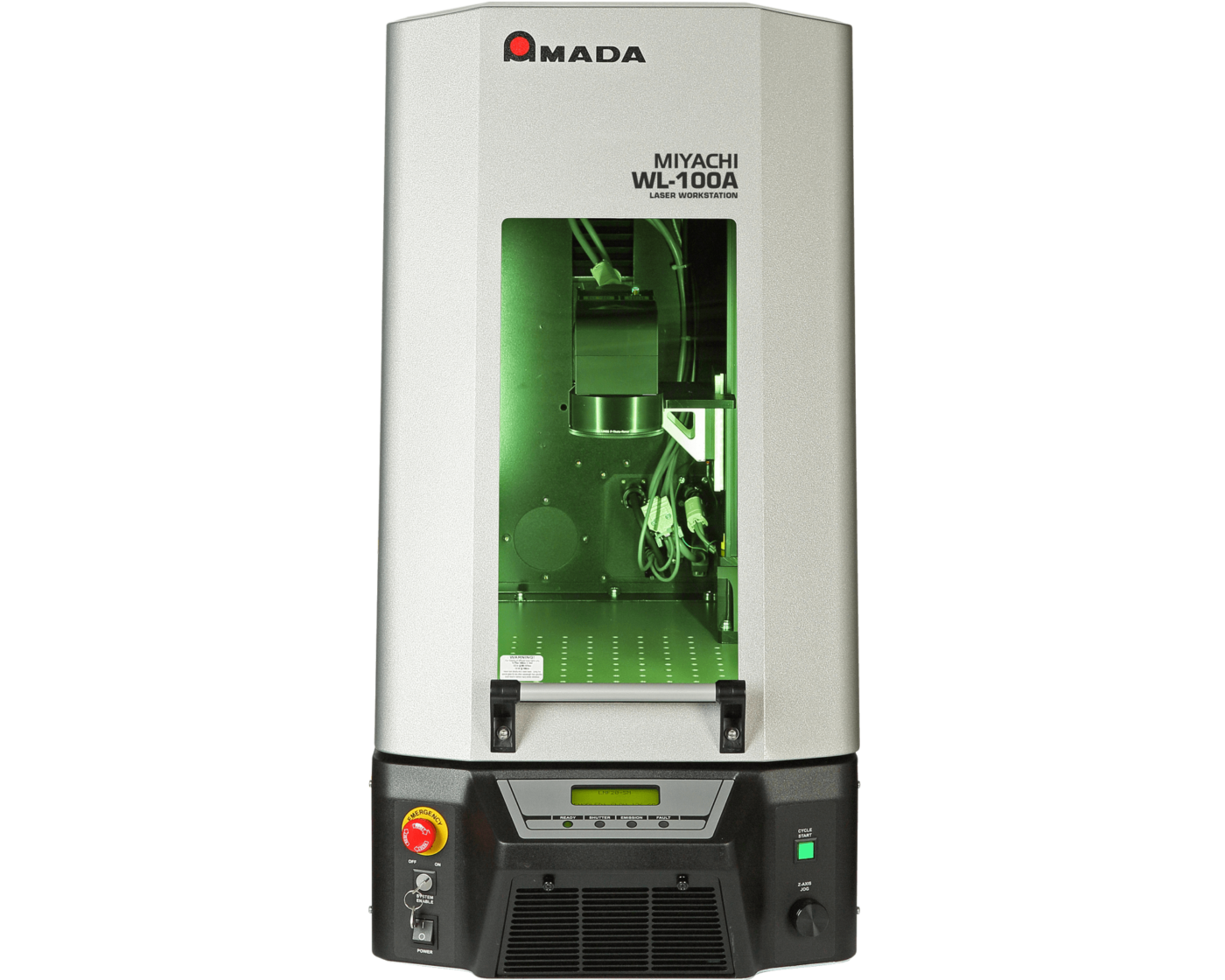 WL-100A Laser Marking Workstation