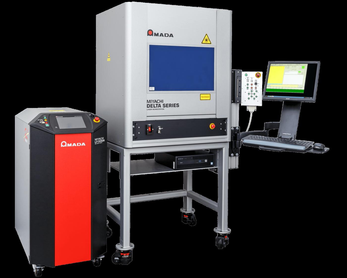 Delta Series Laser Welding System