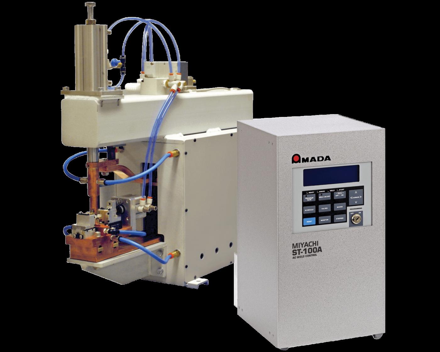 MC-1301 Wire Spot Welder & Wire Compactor