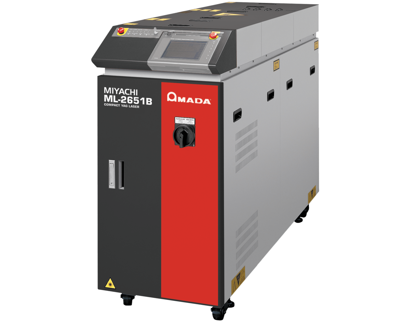 ML-2651B Nd:YAG <br>Laser Welder - 500 W</br>