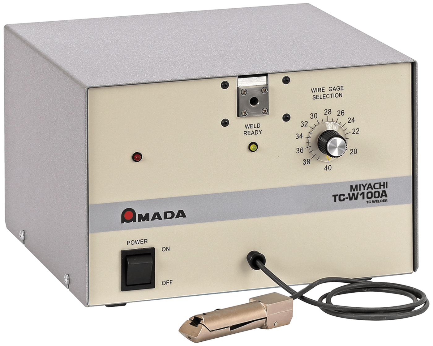 TC-W100A Thermocouple Welder