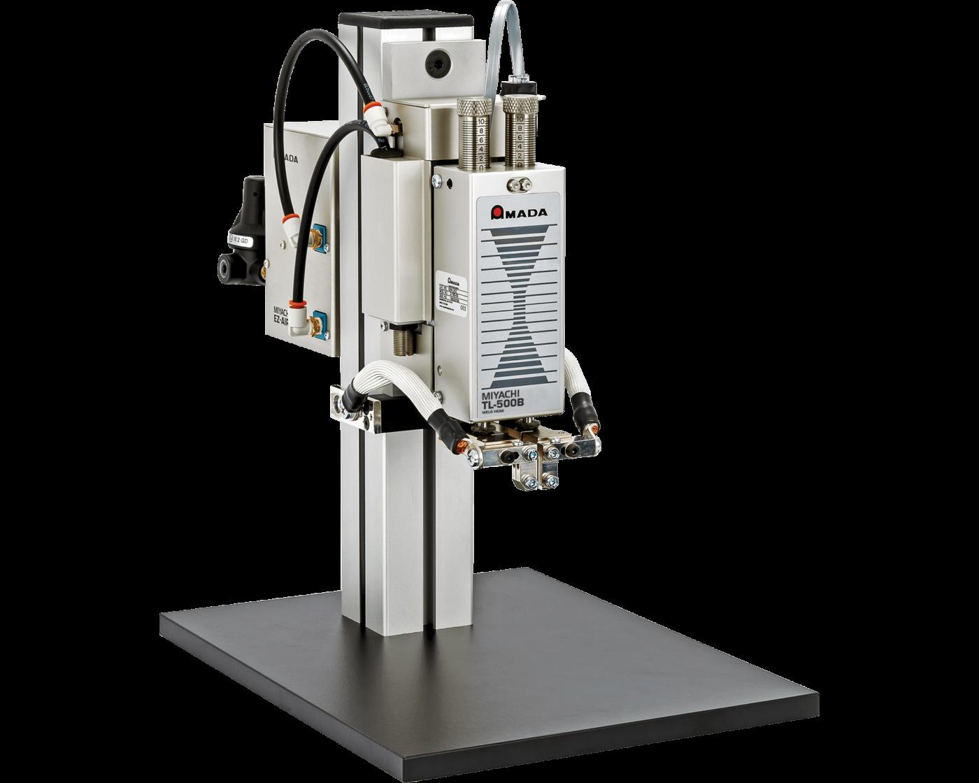 TL-508B-EZ Light Force Pneumatic Weld Head - Series Electrodes