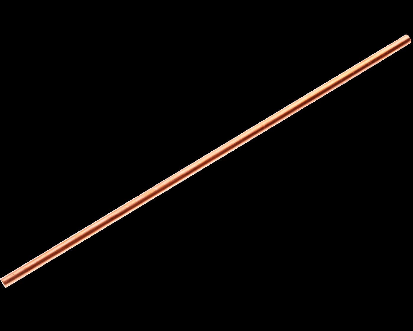 """ER0850 Electrode Rod<br>1/4"""" OD, 12"""" Length <br> GLIDCOP"""
