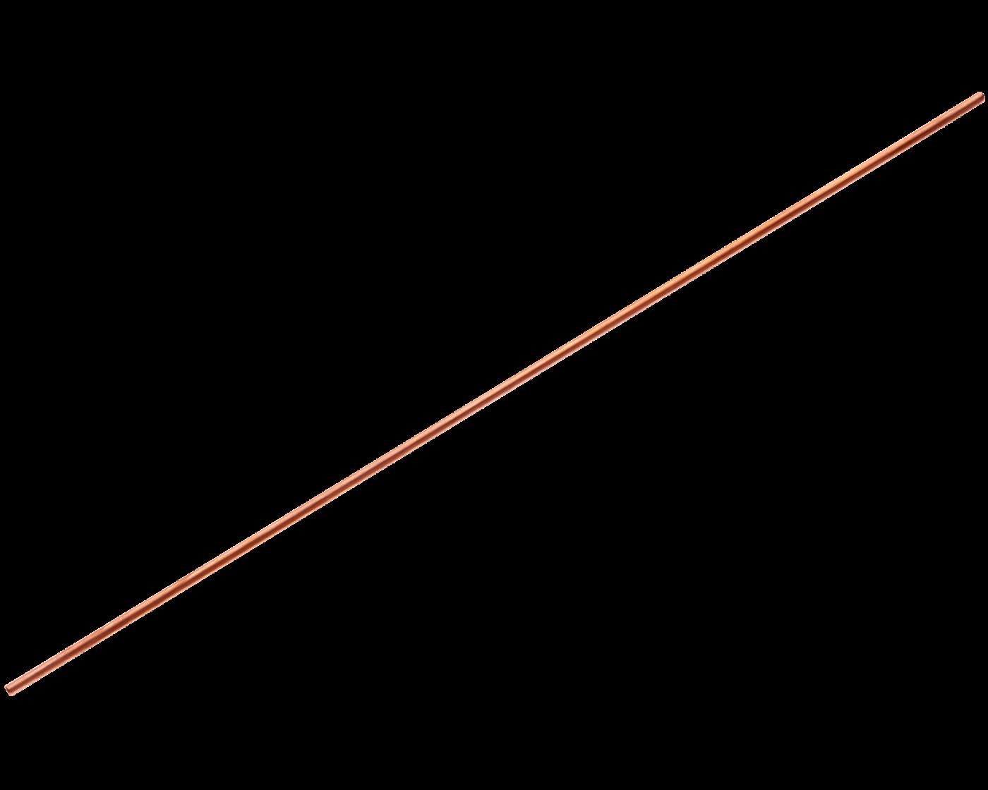 """ER0402 Electrode Rod <br>1/8"""" OD, 12"""" Length <br> RWMA 2"""