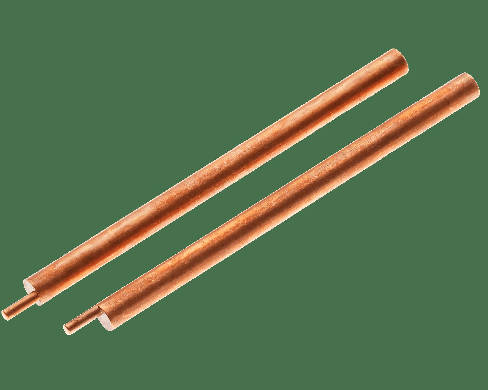 ES0802E Eccentric Electrode Set <br> .245″ OD, 3/32″ Tip OD <br> RWMA 2