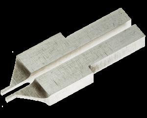 "EU2030MR Unibond Electrode Set<br>1.125"" Long<br> Molybdenum"