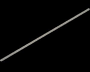 """ER0420 Electrode Rod <br>1/8"""" OD, 12"""" Length <br> Molybdenum"""