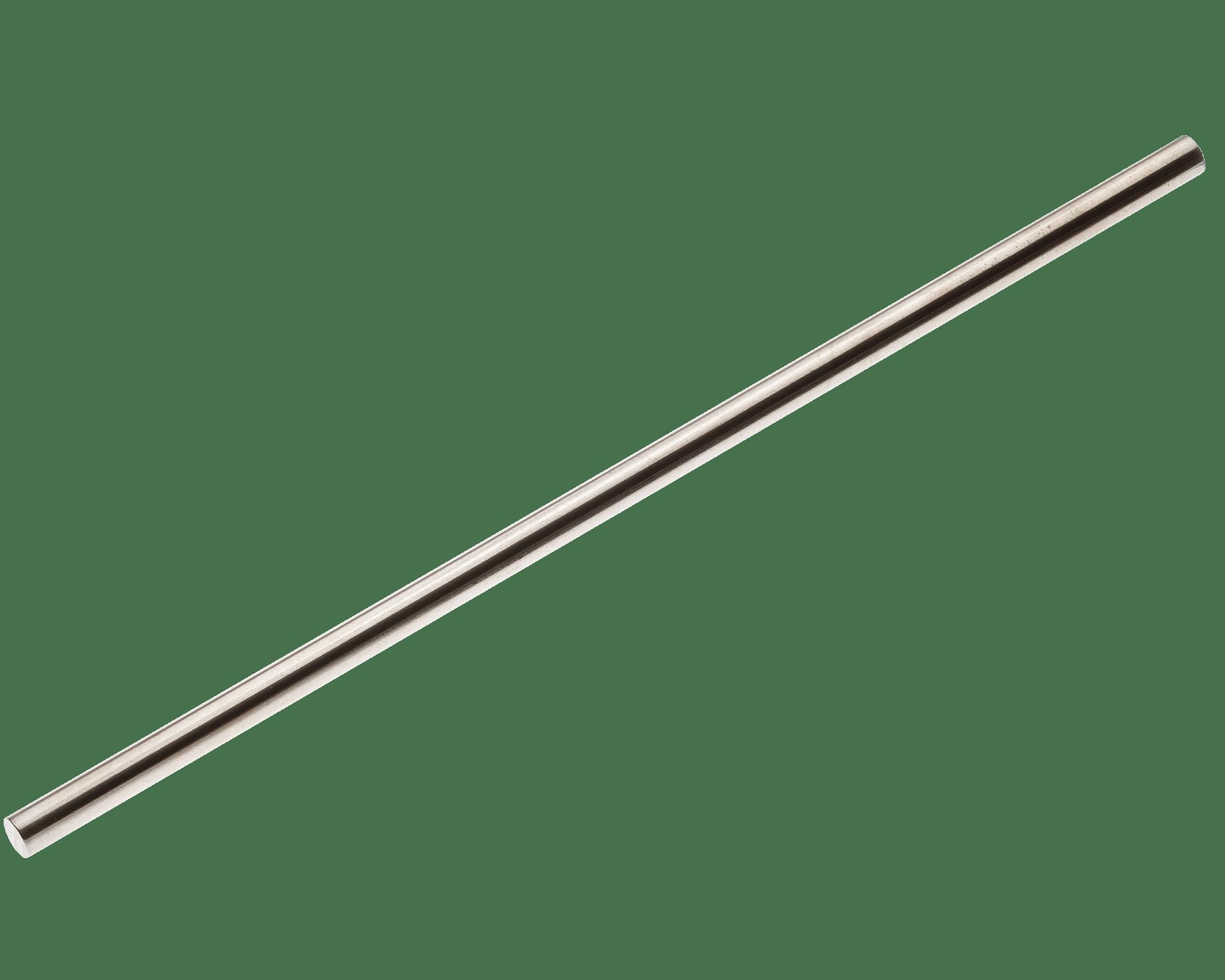 """ER0811 Electrode Rod<br>1/4"""" OD, 8"""" Length<br> RWMA 11"""