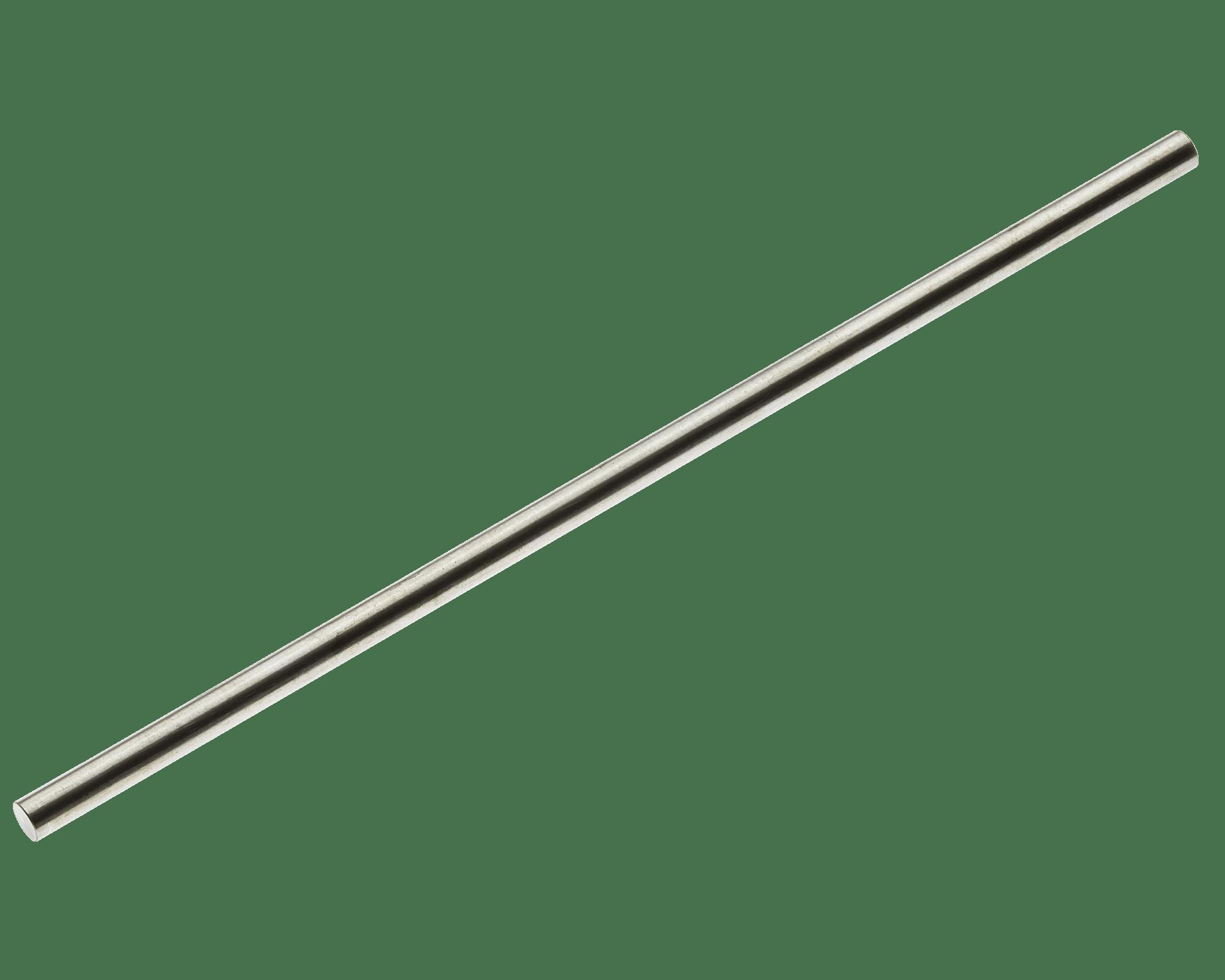 """ER0820 Electrode Rod<br>1/4"""" OD, 8"""" Length<br> Molybdenum"""